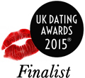 UK Dating Awards logo