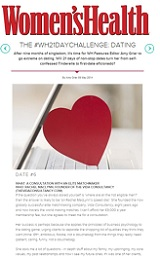 women's health may 2014 article